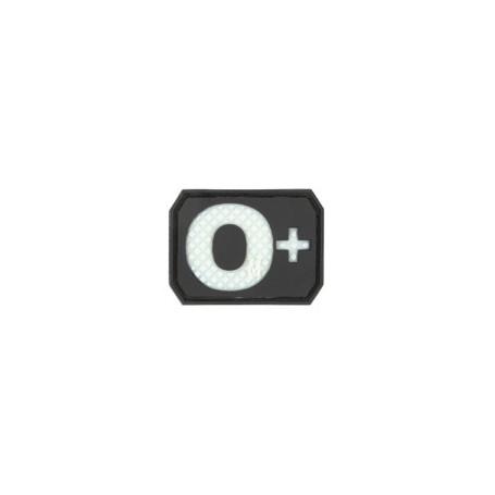 Maxpedition - Bloedgroep - O+ (glow)