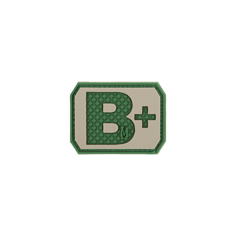 Maxpedition - Bloedgroep - B+ (arid)