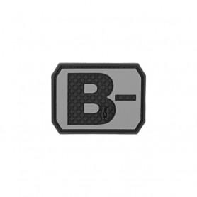 Maxpedition - Bloedgroep - B- (swat)