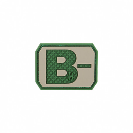 Maxpedition - Blood type - B- (arid)
