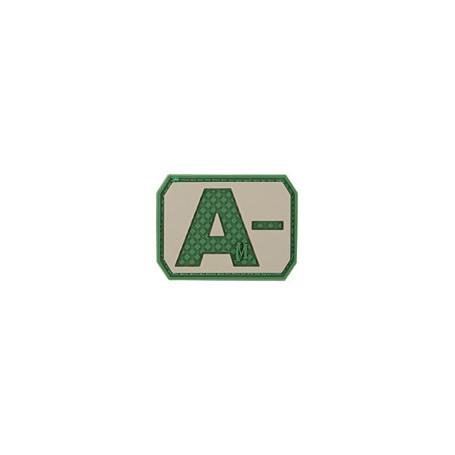 Maxpedition - Bloedgroep - A- (arid)