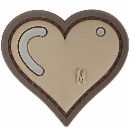 Maxpedition - Badge Heart - Arid