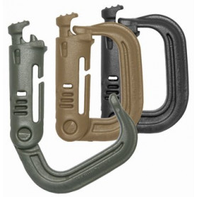 Maxpedition GRIMLOC™ Carabiner - black