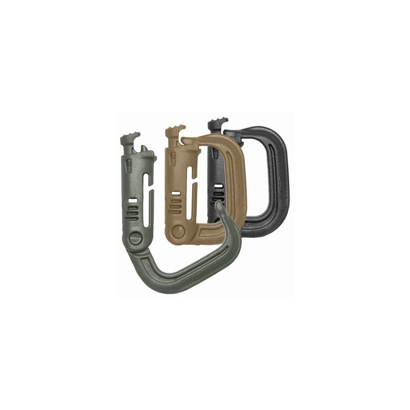 Maxpedition GRIMLOC™ Carabiner - green