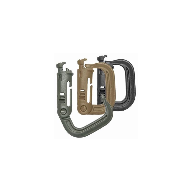 Maxpedition GRIMLOC™ Carabiner - foliage groen