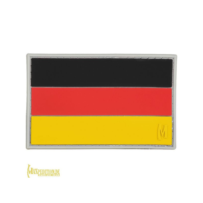 Maxpedition - Patch Germany flag