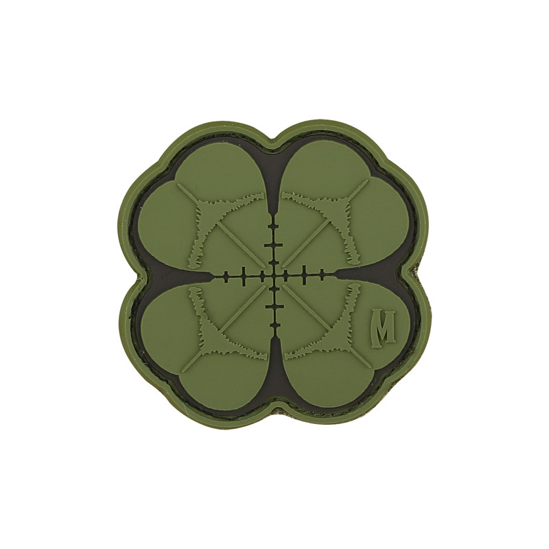 Maxpedition - Badge Lucky shot clover - Color