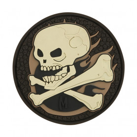 Maxpedition - Patch Skull - Arid