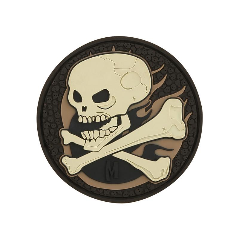 Maxpedition - Patch Skull - Arid