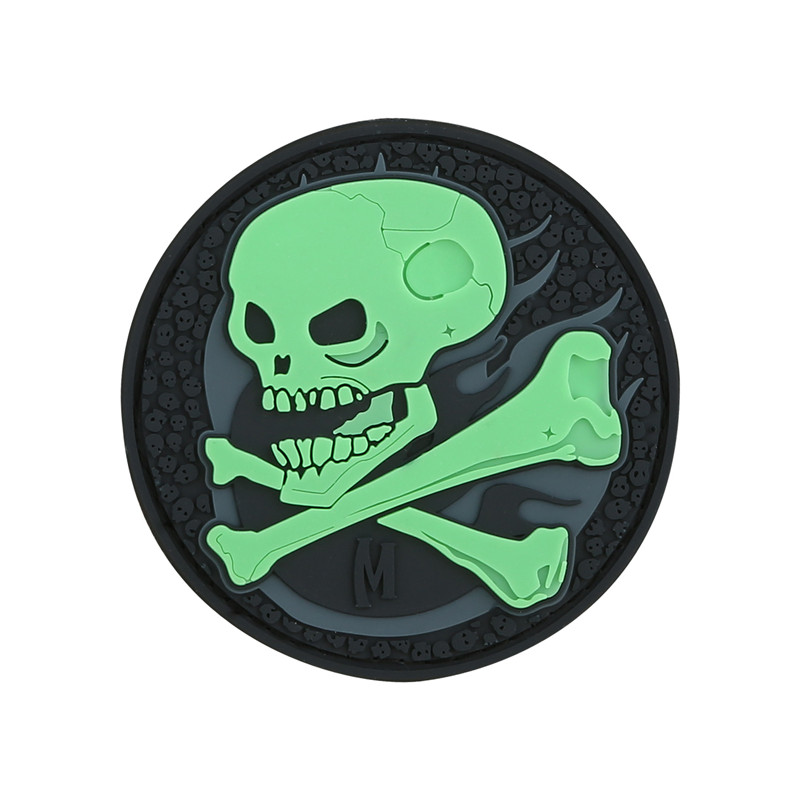 Maxpedition - Patch Skull - Glow