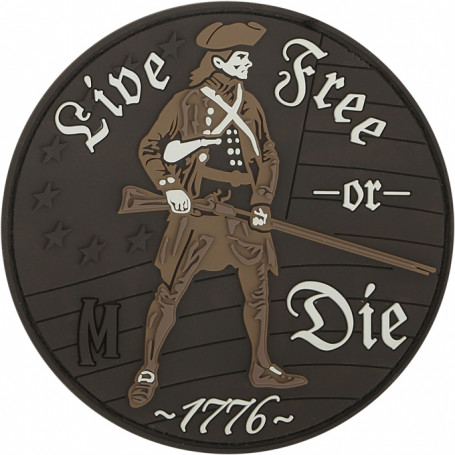 Maxpedition - Patch Live free or Die - Arid