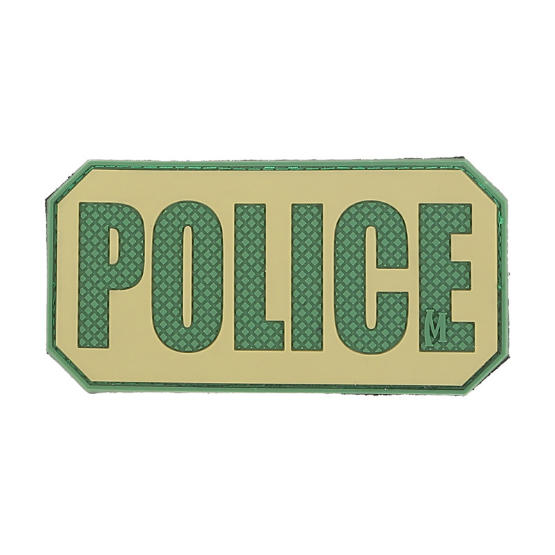 Maxpedition - Badge Police - Arid