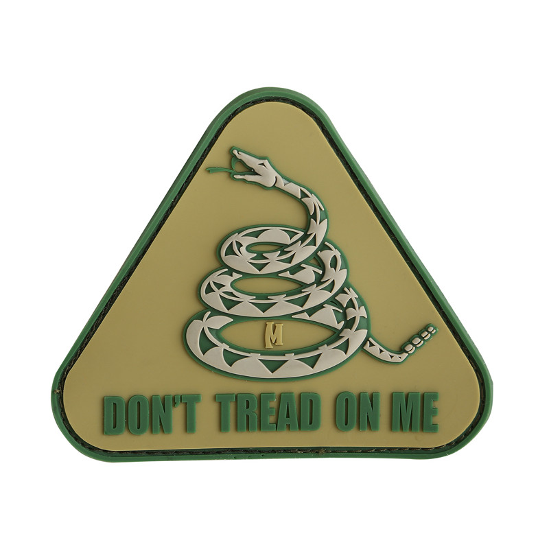 Maxpedition - Badge Don't tread on me - Arid