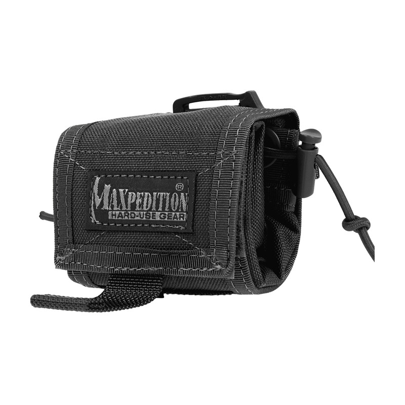 Maxpedition - Rollypoly black
