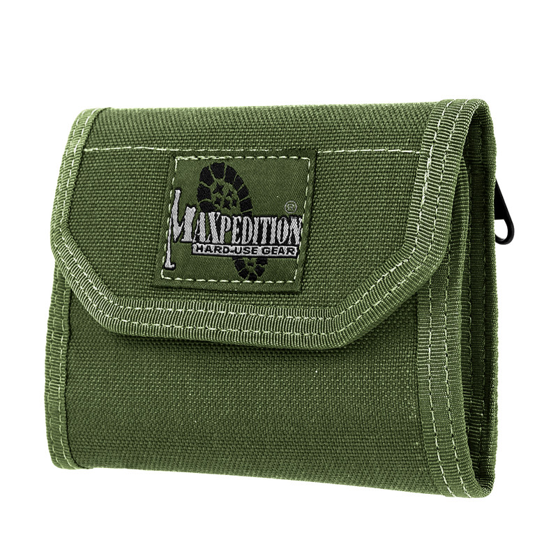 Maxpedition - Wallet C.M.C. - Groen