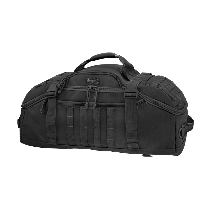 Maxpedition - Doppelduffel Aventure Bag - Black