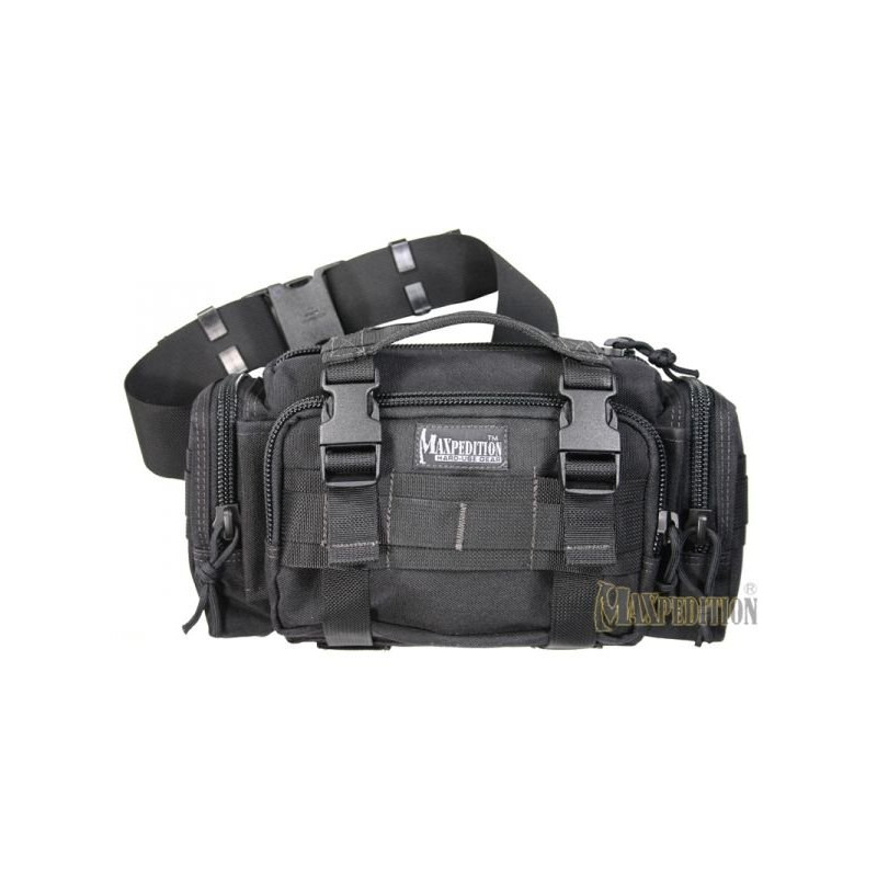 Maxpedition Proteus Versipack - Black